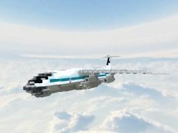 Ilyushin Il-76 Minecraft