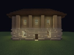 New Mini House By Mort Minecraft Map & Project