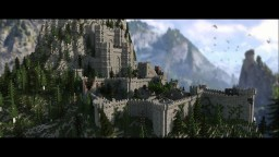 Kaer Morhen - The Witcher 3 Minecraft Map & Project