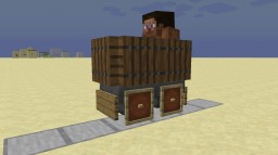 Minecart Design Minecraft Blog Post