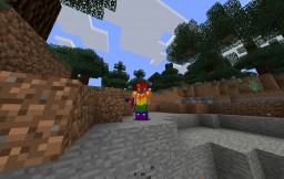 Rainbow Weapons Minecraft Mod