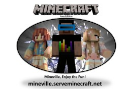 [1.13.1] ALL NEW!!! - Mineville, Enjoy the Fun! [Survival, Factions, mcMMO, PlotMe and more!] Minecraft Server