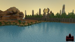 Ebas Project - Olynthos, The Deserted Temple Minecraft Map & Project