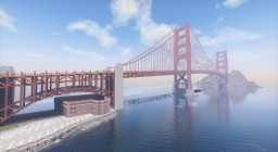 San Francisco, California Minecraft Map & Project