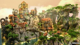 ariacreations trial project Minecraft Map & Project