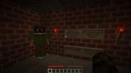 Sweet Dreams Ch 1: Horrors in the dark Minecraft Map & Project