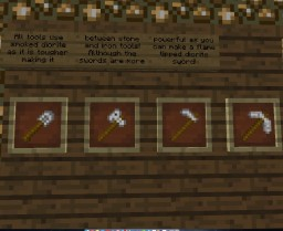 Useful Diorite! (Tools and deco blocks!) 1.12.2 Minecraft Mod
