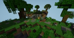 Jungle Theme Skywars Map | 2-12 Players. Minecraft Map & Project