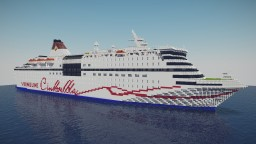 Viking Line M/S Cinderella Minecraft Map & Project