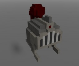 Helmet 3D Pack Minecraft