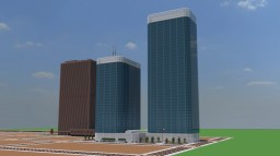 Brookpark Plaza: The Fairmont Project Minecraft Map & Project