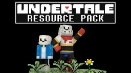 Undertale Resource Pack Minecraft Texture Pack