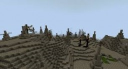 War never Ends Minecraft Map & Project