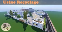 Usine de Recyclage Minecraft Map & Project