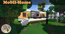 Mobil-home (+Vidéo Tuto) Minecraft Map & Project
