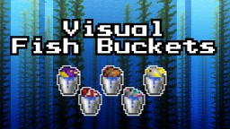 Visual Fish Buckets (1.13.1) Minecraft