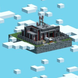 Ore Factory - 1.12 Minecraft Map & Project