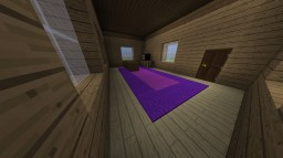 Large Wooden House Minecraft Map & Project