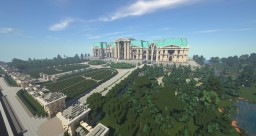Italian style - Dutch Mansion [Update 2] Minecraft Map & Project