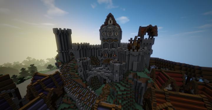Losthaven Castle