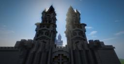 My portfolio Minecraft Map & Project