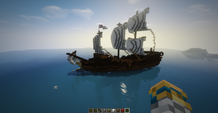 test de design de navire