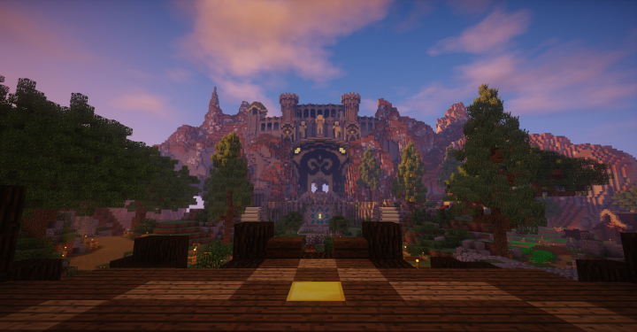 Lobby du serveur Wardevil
