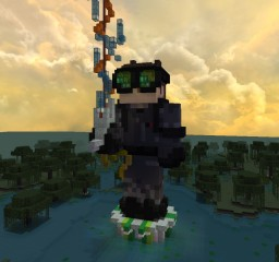 Player Statue Construction: Perfecting My Style Minecraft Map & Project