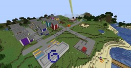 Chase's Super Cave Minecraft Map & Project