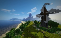 """"""" Medieval city"""" By ClemsDX - Map Minecraft Map & Project"""
