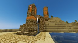 The Bolt Hole Minecraft Map & Project