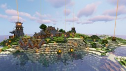 The Island - Minecraft Realm for Noobs Minecraft Map & Project