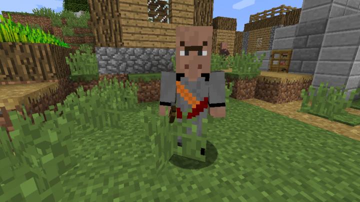 Villager Archer
