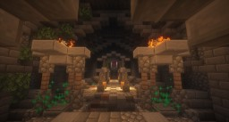 The Crypts Minecraft Map & Project