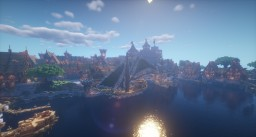 Newhaven [Human City] Minecraft