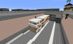 semitrailer truck/Sattelschlepper Minecraft Map & Project