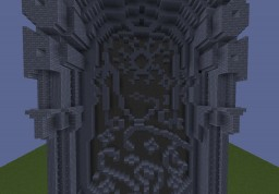 blue mountain gate I guess Minecraft Map & Project