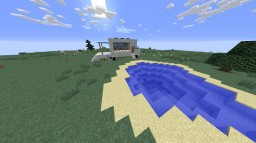 Campsite With A Camper Minecraft Map & Project
