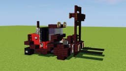Forklift Minecraft Map & Project