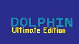 Dolphin: Ultimate Edition 1.13.1 Minecraft Map & Project