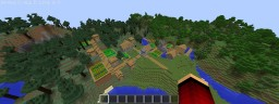 The Villager Challenge Minecraft Map & Project