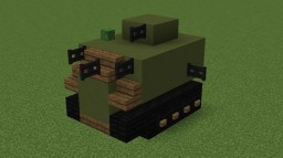 Bob Semple tank Minecraft