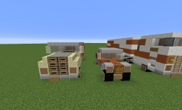 Althof Trucks Minecraft Map & Project