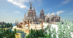 City of Angels | Roklavian Capitol | Realm of Allura | (featured on minecraft.net) Minecraft