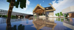 Beautiful dream bungalow | by RizeVize Minecraft Map & Project