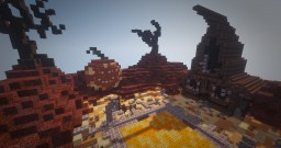 Halloween mine for Prison server Minecraft Map & Project