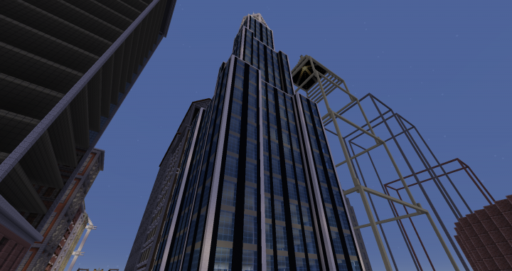 Popular Server Project : New Skyscraper