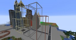 New Downtown District for Prussia Minecraft Map & Project