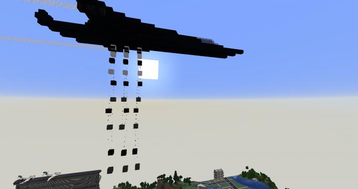Popular Server Project : Bomber/Spy Plane