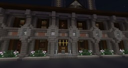 Fancy Looking Building Minecraft Map & Project